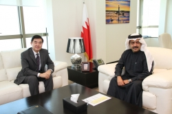 LMRA CEO receives PRC Ambassador